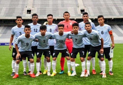 India U-17s