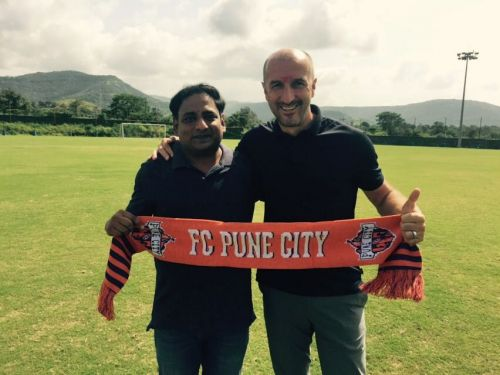 Popovic replaces Antonio Habas in the Pune City dugout