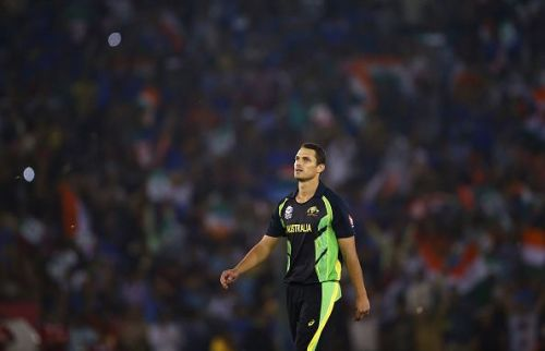 Coulter-Nile shone with an incisive opening spell
