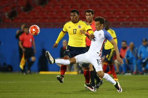 Colombia v United States - 2016 CONCACAF Olympic Qualifying Playoff