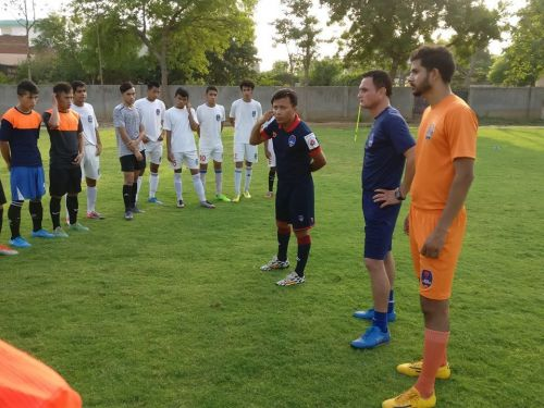 Delhi Dynamos grassroots
