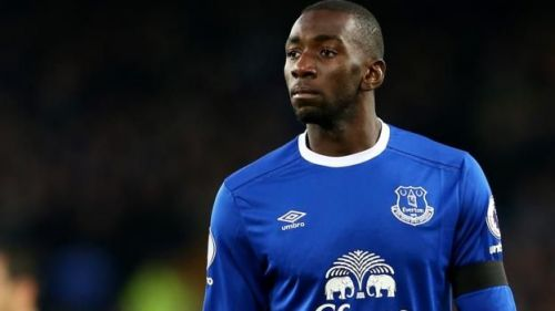 Bolasie has had an injury ravaged time at Everton