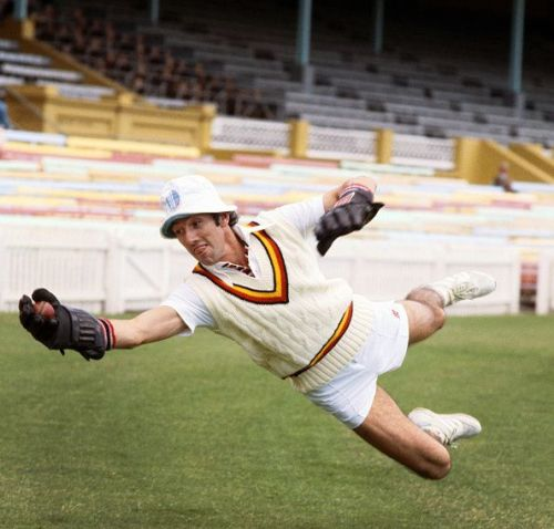 Bob Taylor England Cricket Wicketkeeper