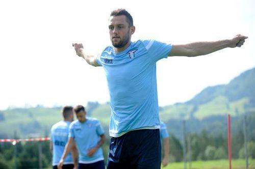 SS Lazio Training Camp