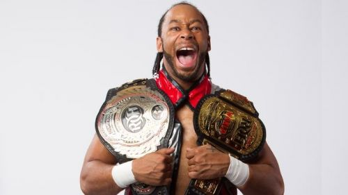 Jay Lethal is one of ROH's top stars.