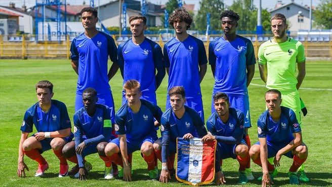 France world cup players images