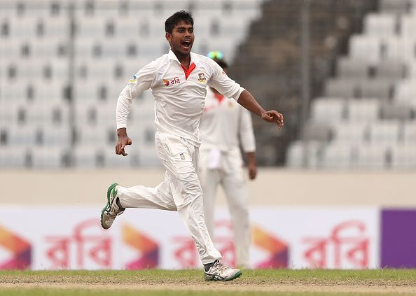 Can Mehidy Hasan make up for the absence of Shakib Al Hasan?