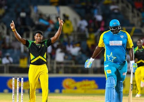 2017 Hero Caribbean Premier League - Jamaica Tallawahs v St Lucia Stars