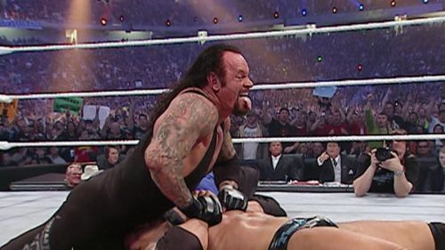 The Deadman vs The Animal was a fine feud