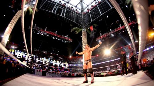 Chris Jericho at Wrestlemania