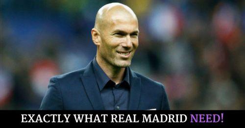 Zidane Real Madrid Lewandowski