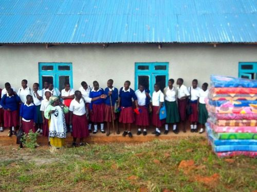 After successfully maintaining a dormitory for more than 120 kids, the NGO has started another one, specifically for girls, as they are more vulnerable in the region.