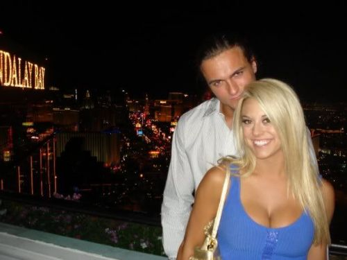 Drew McIntyre and Tiffany tied the knot in 2010