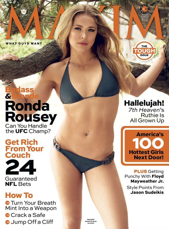 Ronda Rousey has become one of the biggest stars the UFC has ever had and her mainstream appeal has had a tremendous effect on the growth of the UFC