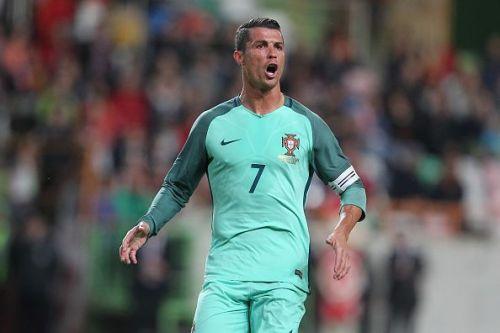 Portugal v Belgium International Friendly