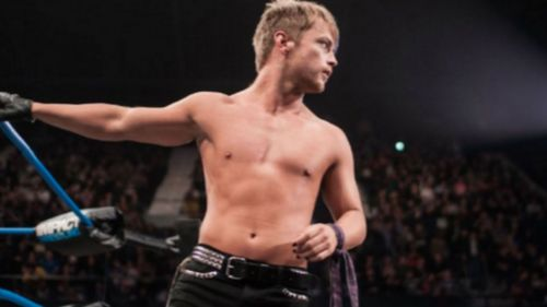 (Picture credit: Sportingnews.com) GFW's Rockstar Spud popped the question...