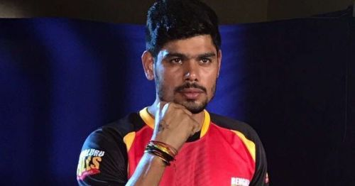 Rohit Kumar could not inspire his team to victory