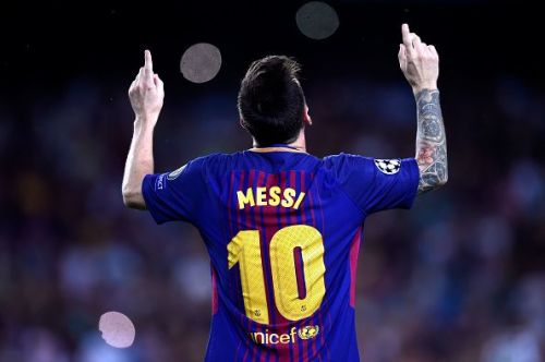 Barcelona 3-0 Juventus highlights Messi goal