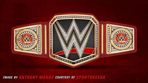 Universal Championship redesign