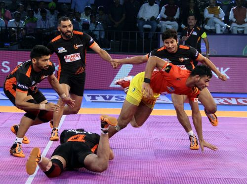 Sachin's return to form was a big boost for the Fortunegiants