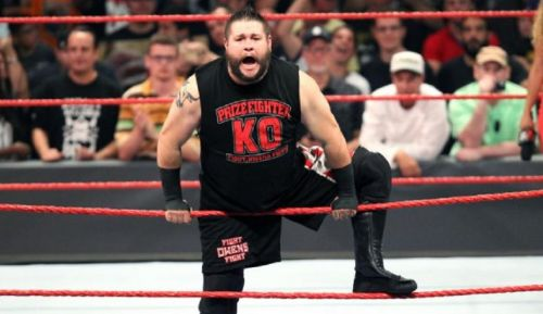 Is Kevin Owens in line for a shocking promotion?