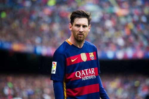 Messi is regarded as the best ever to play the beautiful game.