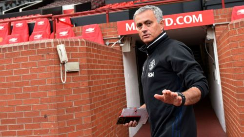 José Mourinho is enjoying his time at Manchester United