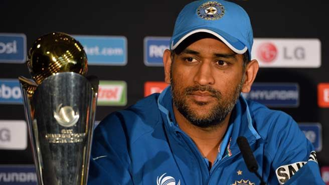 Image result for MS Dhoni nominated for Padma Bhushan Award by BCCI