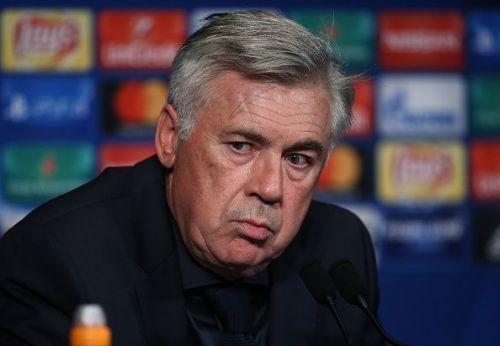 Ancelotti was sacked by Bayern