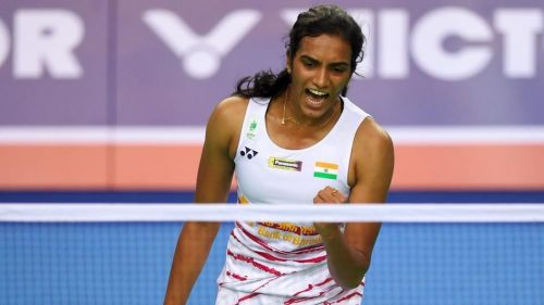 Sindhu won her third Superseries title with Sunday's win