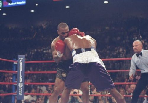 Holyfield v Tyson II