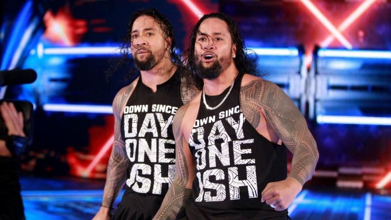 Image result for the heel usos