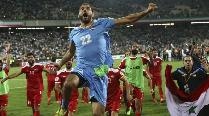 Syria On Tuesday night Syria qualified for a historic play-off spot to determine whether their destiny will take them all the way to the 2018 FIFA World Cup.<p>
