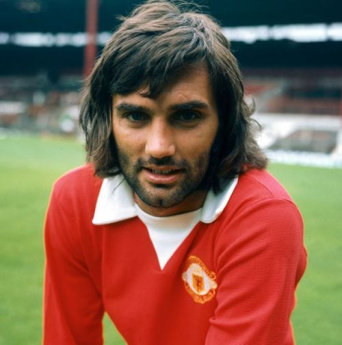 George Best was a Manchester United Legend