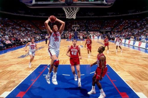 Sam Bowie was one of the biggest draft busts