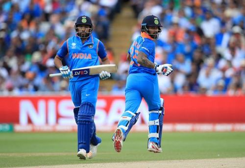 The Indian team will be without the Rohit-Dhawan duo, at least for the first 3 ODIs