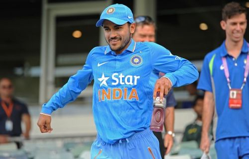 Pandey will look to get some runs on the board as well