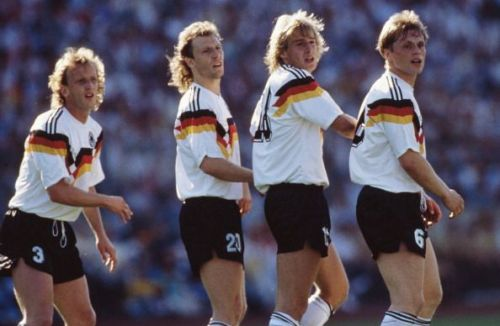 West Germany v Denmark - UEFA Euro '88 Group 1