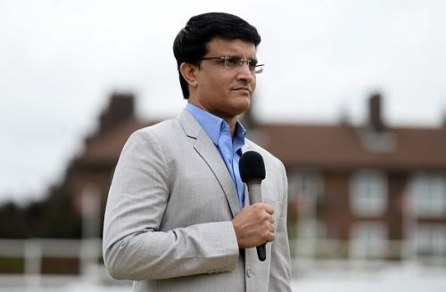 Ganguly is a part of the CAC