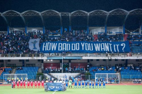 BFC have reached the AFC Cup 2017 semis