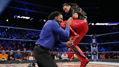 SmackDown Live did not impress us, this week