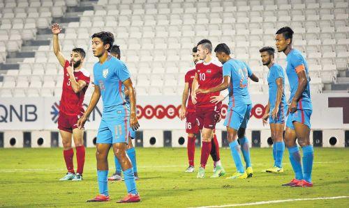 India U23 Golui