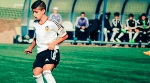 Ferhat Cogalan is wanted by Arsenal and Manchester United