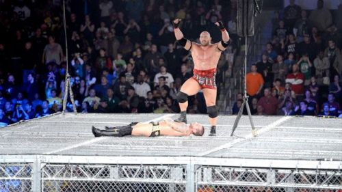 Ryback has had well-documented real-life heat with CM Punk and John Cena.