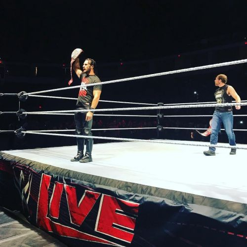 The RAW Tag team Champions defended their gold at the event