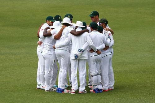 1st Test - Australia v South Africa: Day 4