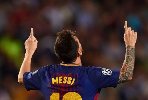 Lionel Messi and Barcelona put Juventus to the sword last night