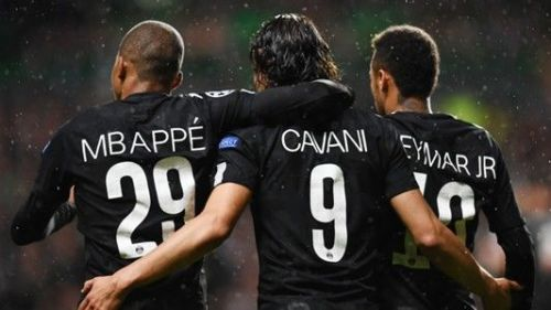 The best trio in the world?