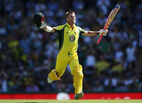 Australia v Pakistan - ODI Game 4