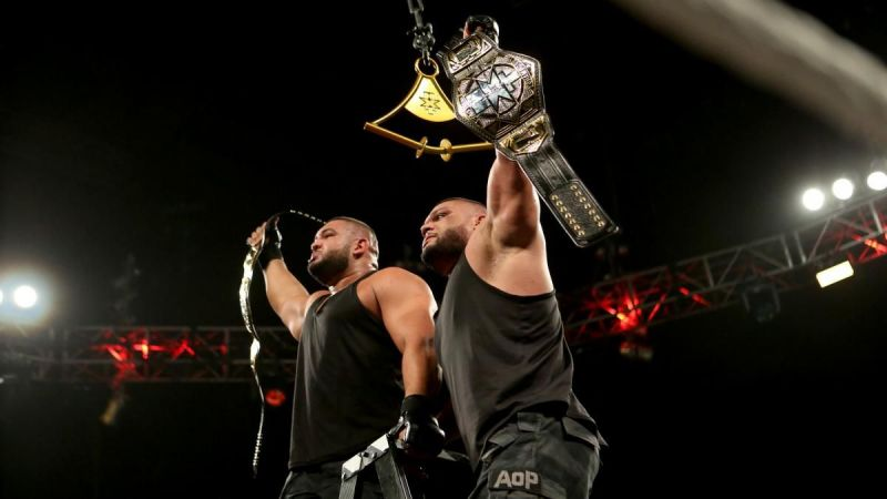 The former NXT Tag-Team Champions are ready for the main roster